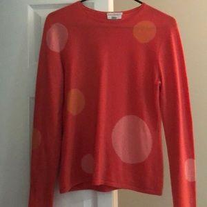 100% cashmere sweater Sz S